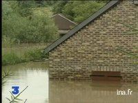 Inondations dans le Somme : Roye