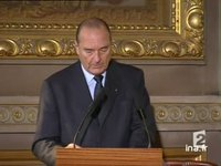 Sonore Jacques Chirac