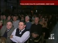 Le Pen, meeting à Toulouse