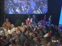 Meeting Jean Marie Le Pen à Marseille