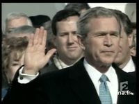 Cérémonie d'investiture de George W. Bush