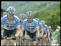 [Cyclisme. Tour de France 2005 : Grenoble Courchevel]