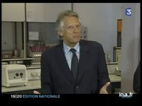 [Dominique De Villepin, Hewlett packard et syndicats]