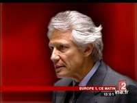Villepin / Clearstream / politique