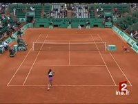 [Tennis. Internationaux de France : Roland Garros 2007 : 8èmes de finale]