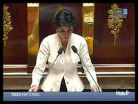 [Rachida Dati à l'Assemblée nationale]