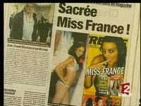 Les photos provocantes de Miss France 2008