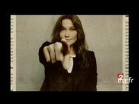 [Interview Carla Bruni / Libération]