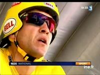 [Cyclisme. Carlos Sastre remporte le Tour de France 2008]
