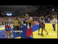 [Handball. Championnat d'Europe 2010 : match France Croatie]