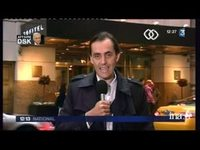 Arrestation de DSK : Emmanuel Saint-Martin en direct de New York