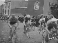 Le cyclo cross de Montmartre