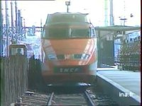 Incidents TGV