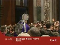 Excuses officielles de l'église catholique par Jean Paul II