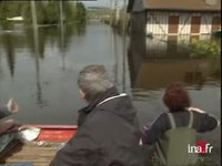 Round up inondations