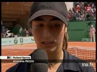Interview Aravane Rezai