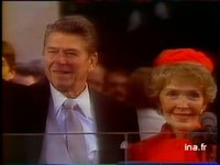 L'investiture de Ronald Reagan
