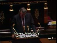 MAUROY assemblée nationale