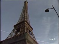 Affaire tour Eiffel