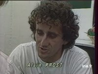 Alain PROST : interview