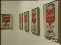 Expositions Andy Warhol en France