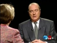 Interview Jacques Chirac