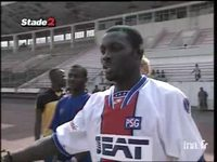 Football : sujet Weah