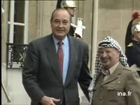 ARAFAT A PARIS