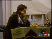 Deep blue contre Gary Kasparov