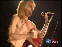 Iggy Pop de passage en France