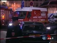 Paris : attentat RER Port-Royal