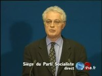 Réaction Lionel Jospin