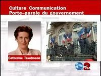 Trautmann ministre de la culture et de la communication