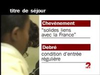 Chevènement : Immigration