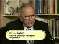 Interview Milan Panic