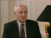 Interview de Mikhail Gorbatchev