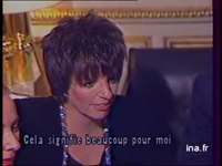 Liza Minnelli à Paris