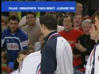 Handball : France contre Suède
