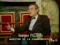 Interview Georges Fillioud (radio libre)
