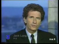 Direct Blois : Jack Lang