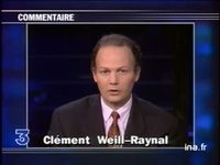PLATEAU COMMENTAIRE CLEMENT WEILL RAYNAL