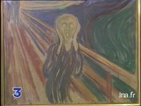 Le cri de Munch : exposition Edvard Munch