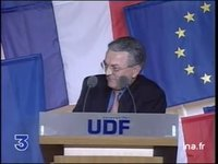 Convention nationale UDF Bordeaux