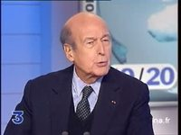 Invité : Valéry Giscard d'Estaing