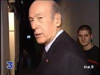 L'union selon Valéry Giscard d'Estaing : Valéry Giscard d'Estaing met le trouble à droite