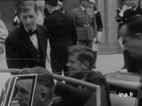 La journée de Kennedy en France