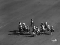 Hippisme, Grand Prix de Paris à Longchamp
