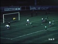 Football : France-Eire et avant URSS-France