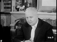 Mort d'Elsa Triolet : Archives Louis Aragon