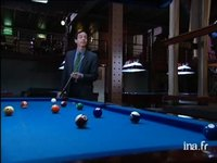 Glen BAXTER : meurtres à la table de billard